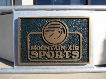 Racks with Plaques - Mountain Air Sports