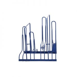 4-Bike Double-Sided Rack