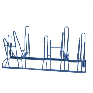 5-Bike Single-Sided Rack