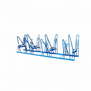 7-Bike Single-Sided Rack