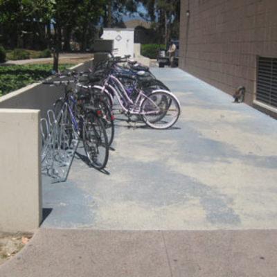 Angled Bike Racks – UCSB