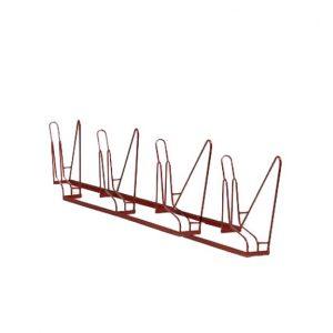 BRVP 4-Bike Angled Rack