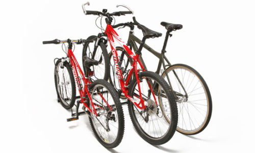 Home Bike Racks – 3 Slot – 3 Bikes