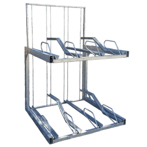 Double Decker Racks