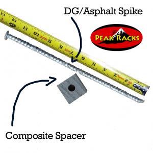 DG/Asphalt Spike