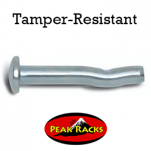 Tamper-Proof Tension Bolt